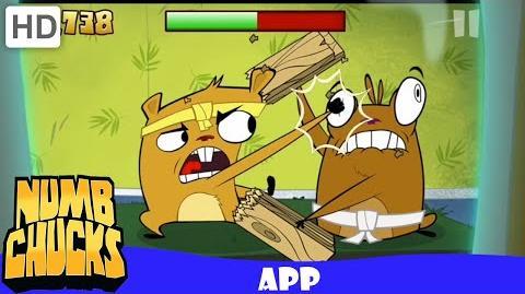 Numb Chucks, Chuck Fu Game Trailer Google play