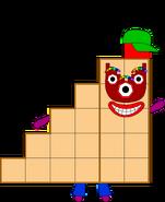 Numberblock 21 PC63
