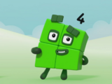 Four (Numberblocks episode)
