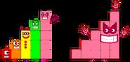 Num-Bot Step Squad