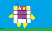 16 numberblock