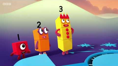 Numberblocks s01e00 Holes newVideo