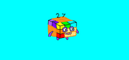 Numberblocks Twenty-Seven (figured-out) by MMG&GS