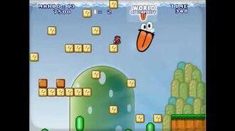 Mario Forever Stupidity Music