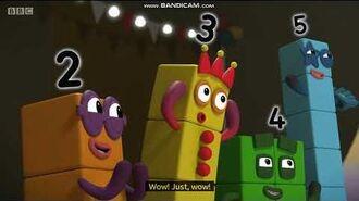 Numberblocks - Thirty's Big Top