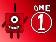 Numberblock 1 (1 circle)