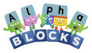 Alphablocks 2020 Logo