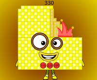 Numberblock 330
