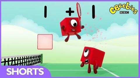 CBeebies Numberblocks Another One