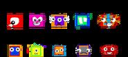 Cube Numberblocks