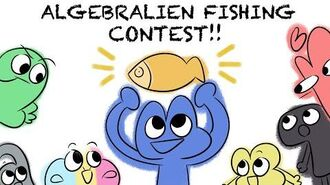 Algebralien fishing contest
