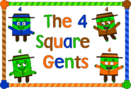 The 4 Square Gents