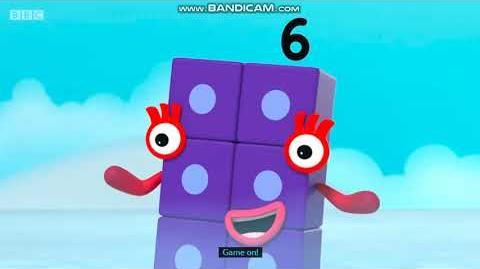 Numberblocks - The Legend of Big Tum 👹