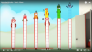Numberblocks - Ten's Place - YouTube - Google Chrome 16 06 2019 16 05 04