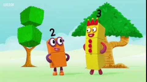 Numberblocks s01e00 Ten New Vidios
