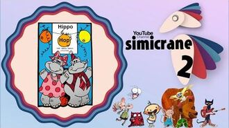 Hippo Hop (sang in the tune of Twinkle Twinkle Little Star)
