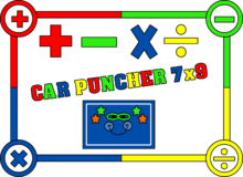 Car Puncher logo