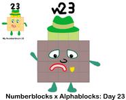Mashblocks Day 23