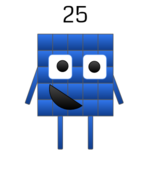 My New 25