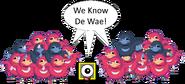 Ugandan Knuckles' And 39 Know De Wae