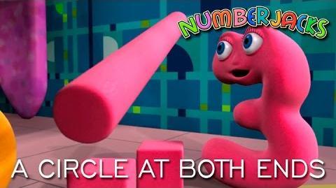 NUMBERJACKS A Circle At Both Ends S2E12