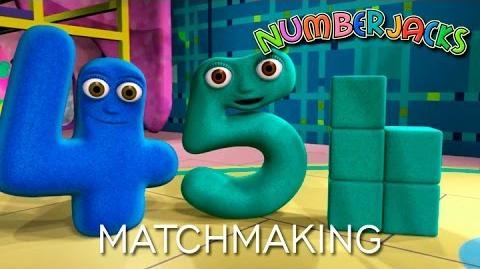 NUMBERJACKS Matchmaking S2E13