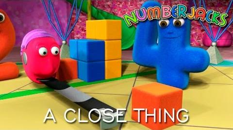 NUMBERJACKS A Close Thing S2E11