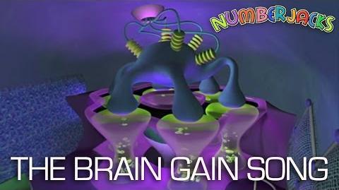 NUMBERJACKS The Brain Gain Song