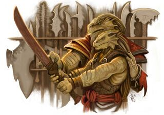 Dragonbor child