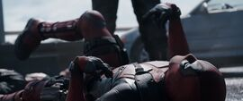 Deadpool totally lost to Colossus