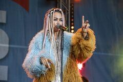 Aura Dione live 2017