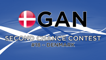 OGAN Second Chance Contest 18 Logo