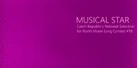Musical star logo2