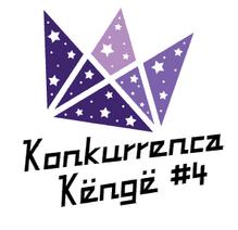 Konkurrenca Këngë -4 logo