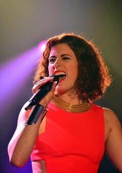 Ann Sophie – Unser Song für Österreich Clubkonzert - Probetag 2 03