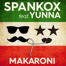 Spankox Makaroni featYunna Cover