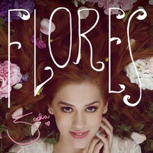 Sophia - Flores (Capa Oficial do Single) -www.coverbrasil-leko017.blogspot.com-