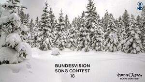 Bundesvision18 logo