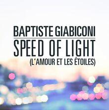 Baptiste-Giabiconi-Speed-of-light
