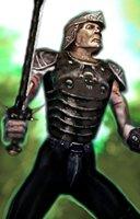 Undead zombie warrior2