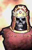 Undead skeleton priest