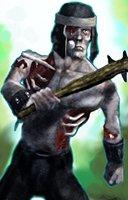 Undead zombie warrior1