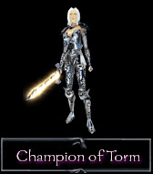 Champion of Torm
