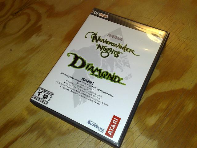 nwn diamond edition