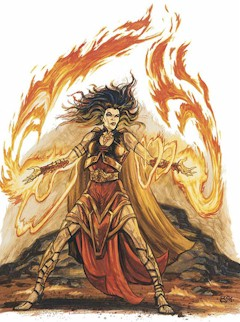 Hellfire Warlock
