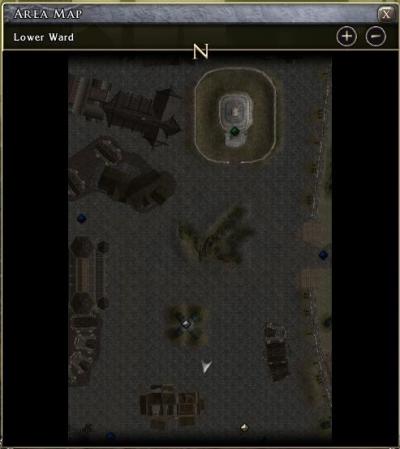 Lower Ward Map