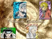 Past Hokages
