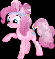 Pinkie crystal