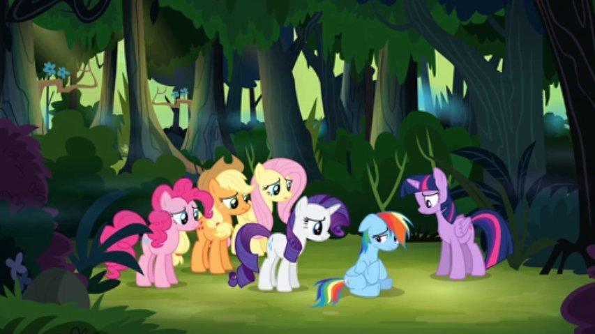 My Little Pony Friendship Is Magic - Season 4, Episode 4 - Daring Don't