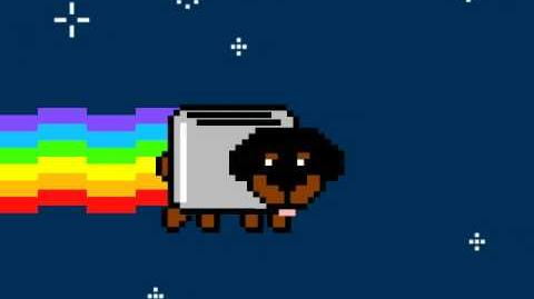 Nyan Cat..